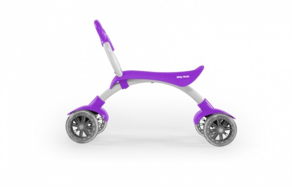 Laufrad -Kinderlaufrad - Orion Flash loopfiets Junior Violett