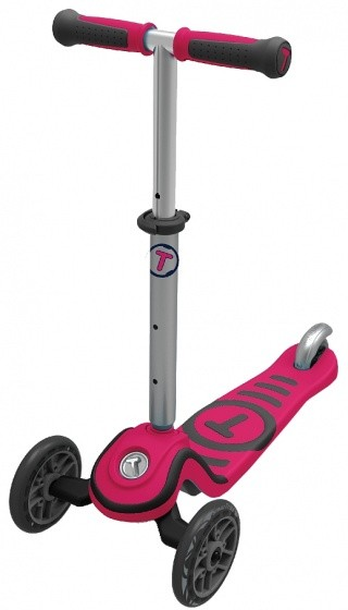 Scooter - Tretroller - Scooter T1 step Mädchen Rosa