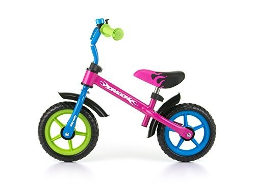 Laufrad -Kinderlaufrad - loopfiets Dragon Junior Multicolor