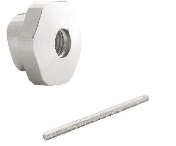 Cable 4.5mm + HOL Stud NUT Each