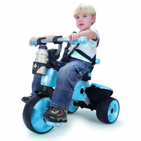 Dreirad - City Trike Junior Blau